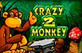 Сыграйте с обезьянкой из автомата Crazy Monkey 2 в Вулкане