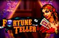 Вас ждет предсказательница в игровом автомате Fortune Teller