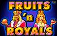 Игровой автомат 777 Fruits and Royals доступен в казино Вулкан