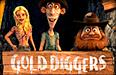 Познакомьтесь с Золотоискателями в автомате Gold Diggers