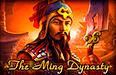 Игровой зал Вулкан предлагает автомат The Ming Dynasty