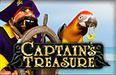 Captain's Treasure — игровые автоматы от казино Вулкан Удачи