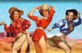 Игровой автомат Western Belles на официальном сайте Вулкан казино
