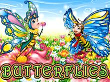 Butterflies: игровой автомат с реальными ставками в онлайн-казино