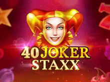 40 Joker Staxx: 40 Lines – игровой онлайн-автомат 777