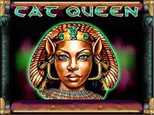 Cat Queen от Плейтек — играть онлайн бесплатно в клубе Вулкан